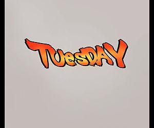 Norasuko- Tuesday