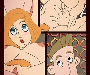 Kim Possible- Family Sex