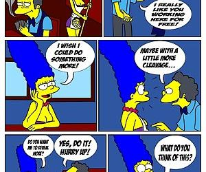 The Simpsons- One Day At Moe�s