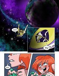 Liandra- Intergalactic Bounty Hunter