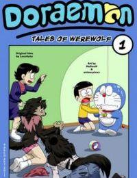 Doraemon- Tales of Werewolf