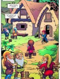 Botcomics – Seven Daring Dwarves