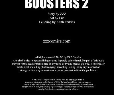 ZZZ Comics- Boosters 2
