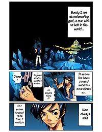 Fairy Tale- Aladdin And The Magic Lamp