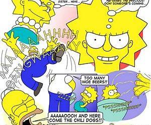 The Simpsons – Lisa lust!