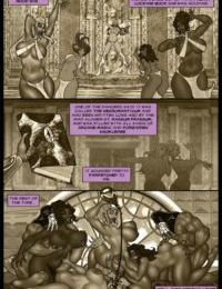 The Savage Sword of Sharona- 2 The Call of Cucucthu