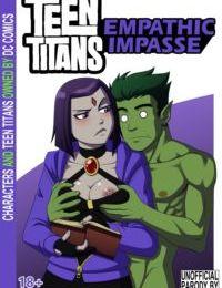 adolescent titans empathique impasse
