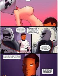 JKR- Star Porn- The Cock Awakens