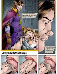 Leandro- Sleeping Beauty