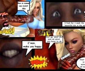 Cynthia Interracial Sexfest Vol.1