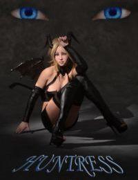 Drty3d- Huntress