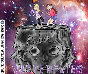 Gravity Falls- Butterflies in my Head