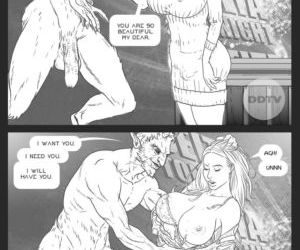 Ms Americana VS The Satyr - part 2