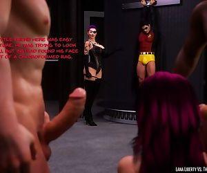 Lana Liberty Vs The Mistress - part 11