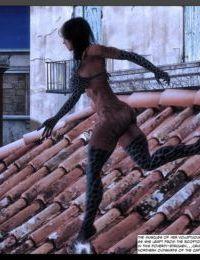 Panther Girl 22