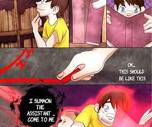 Ferbit Comic 2 - The Helper 1