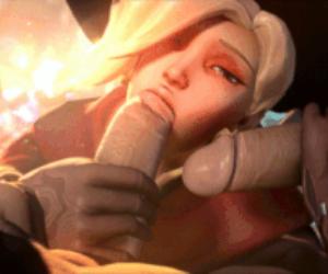 Mercy pleasures cocks