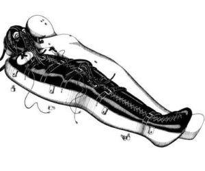 bondage cartoon