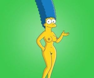 The Simpsons - MargeView in Full Resolution