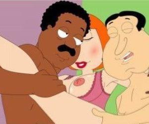The Cleveland Show cartoon porn Full HD