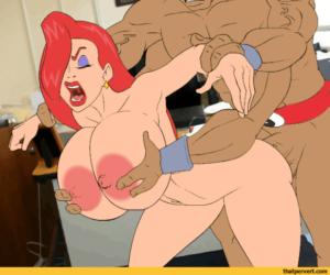 Jessica Rabbit fucked by Goro