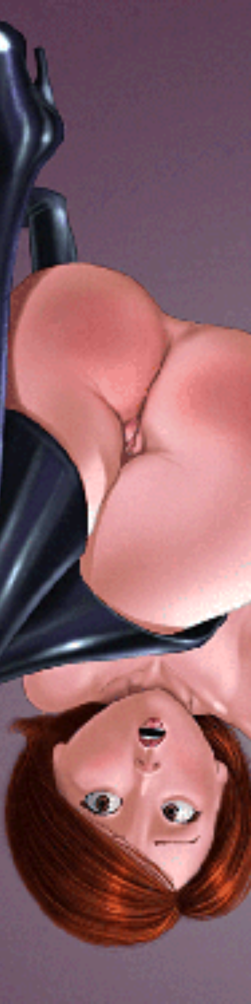 Gif- HELEN PARR pawg spank