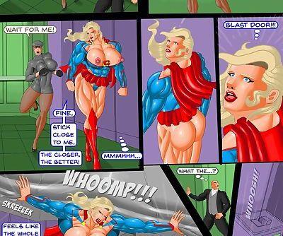 Reddkup- Supergirl Unbound