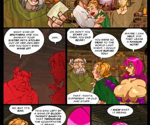 The Savage Sword of Sharona 5- The Lying Game
