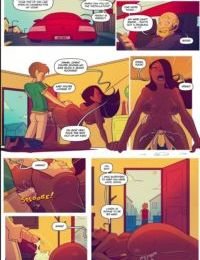 Jab Comix- Keeping It Up With The Joneses 5