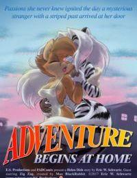 Eric W. Schwartz- Adventure Begins at Home