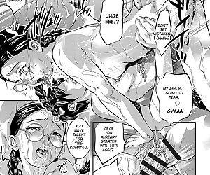 Seijuu Kyoushi ~Boshi Haramase no Niku Wana~ - part 11