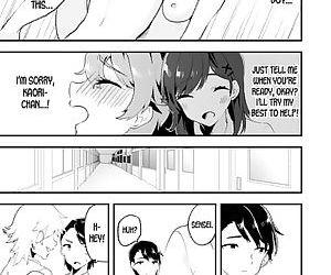 Nyotaika Kyoudai ~Kyoudai de Oppai no Yawarakasa ga Chigau tte Honto!?~ - part 2