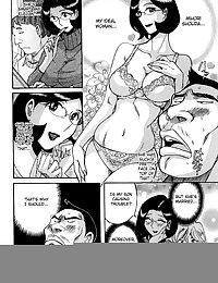 Nympho Maman Boshi Soukan - Mama no Shikyuu wa Boku no Mono Ch. 1-11 - part 7
