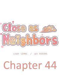Close as Neighbors