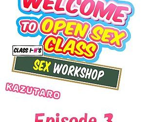 Welcome To Open Sex Class - part 2