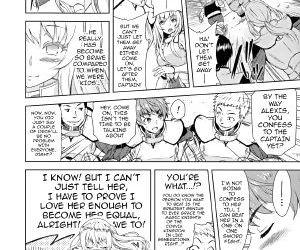 Erona ~Orc no Inmon ni Okasareta Onna Kishi no Matsuro~ - Erona ~The Fall of a Beautiful Knight Cursed with the Lewd Mark of an Orc~ Ch. 1-5