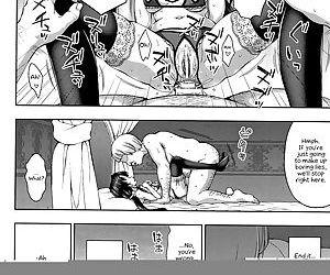 Seijo no Kenshin - The Saints Devotion Ch. 4