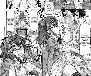 Negative Kanako-sensei Ch. 1-5 - part 7