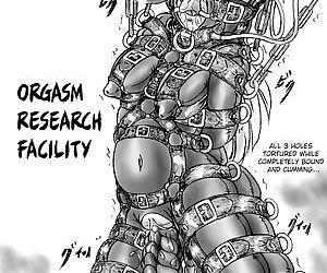Zecchou Kenkyuujo - Orgasm Research Facility
