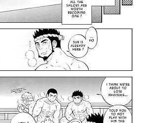 Umi no Otoko - The Man of the Sea - part 4