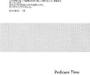 Pedicure Time - part 2
