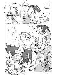 Shimura-sans Backstory 1 - part 2