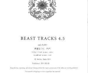 Beast Tracks 4.5