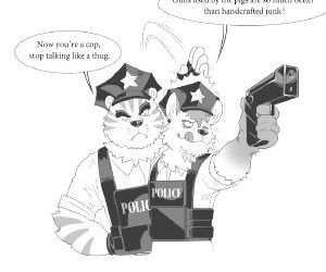 The Cop And The Thief