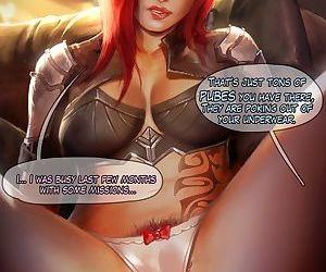 Katarina Shaving Pussy - part 5