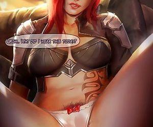 Katarina Shaving Pussy - part 6