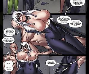 The Sinister Sex Against The Black Cat