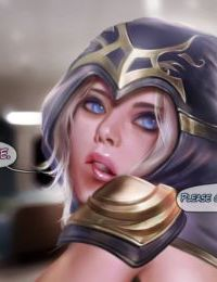 Ashe In Hospital - part 2