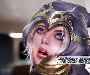 Ashe In Hospital - part 3