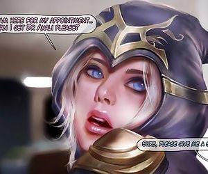 Ashe In Hospital - part 8